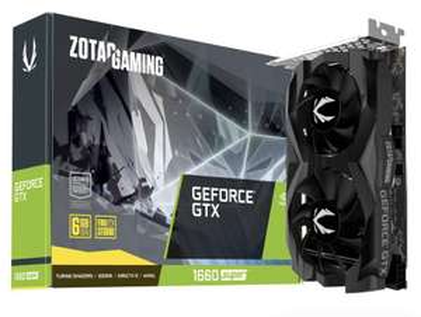 Liverpool: Tarjeta de Video Zotac GeForce GTX 1660 Super 6GB DDR6 ZT-T16620F-10L