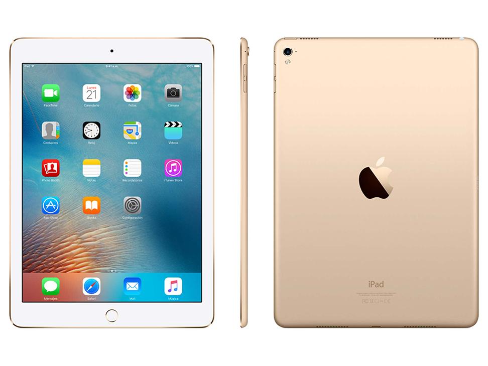 Liverpool en línea: descuento en iPad pro de 9.7 de 256gb