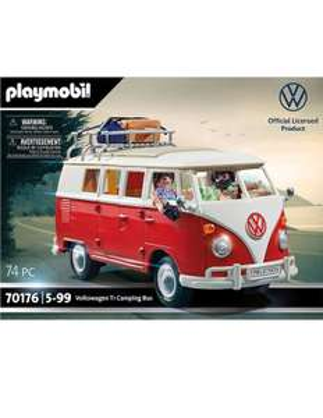 Liverpool: Playmobil Combi