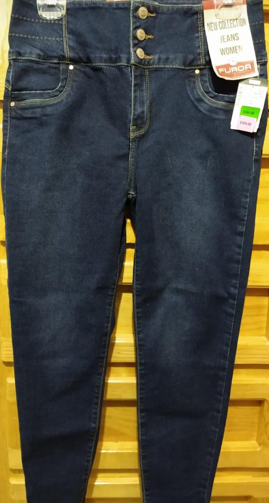 Suburbia Taxqueña: Jeans Furor para dama en $164