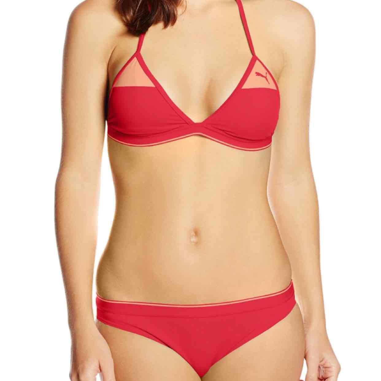 Amazon: bikini de dos piezas PUMA