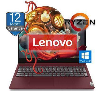 Linio : Laptop Lenovo Ideapad 3 Ryzen 5 3500U 256GB/8GB SSD Full HD (con BBVA Digital)
