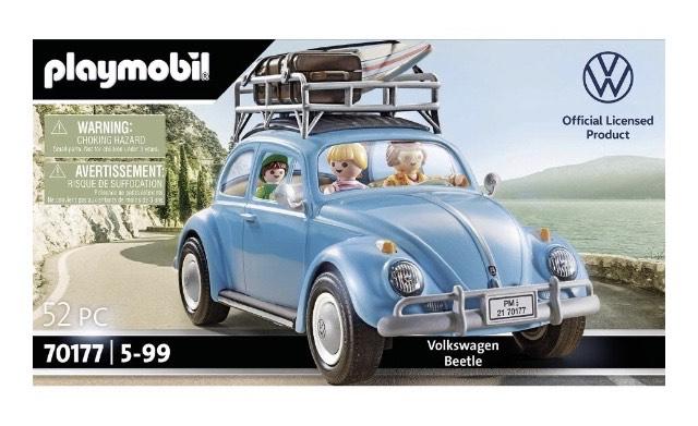 Set de construcción Volkswagen Sedan playmobil Liverpool