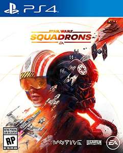 Amazon: Star Wars Squadrons PS4