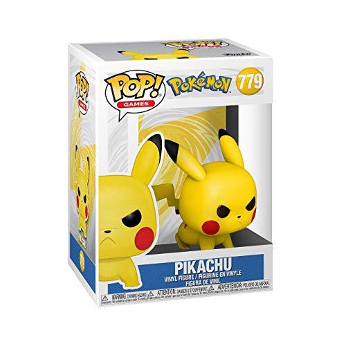Amazon Funko pop Pikachu (Attack Stance)