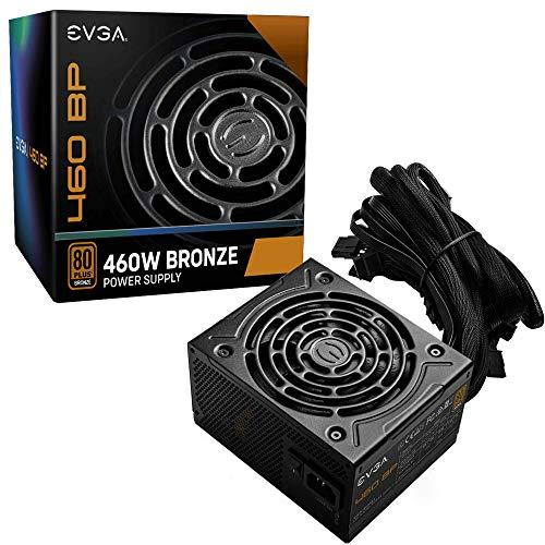 Amazon: fuente EVGA, 80+ Bronce 460 watts
