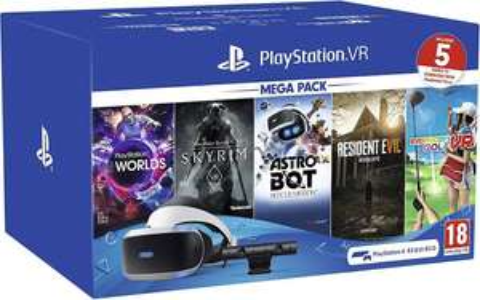 Playstation VR a 5999 en liverpool