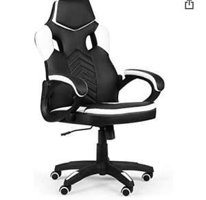 Amazon: Onof Silla Gamer Estilo Racing Respaldo Ergonomico Reclinable
