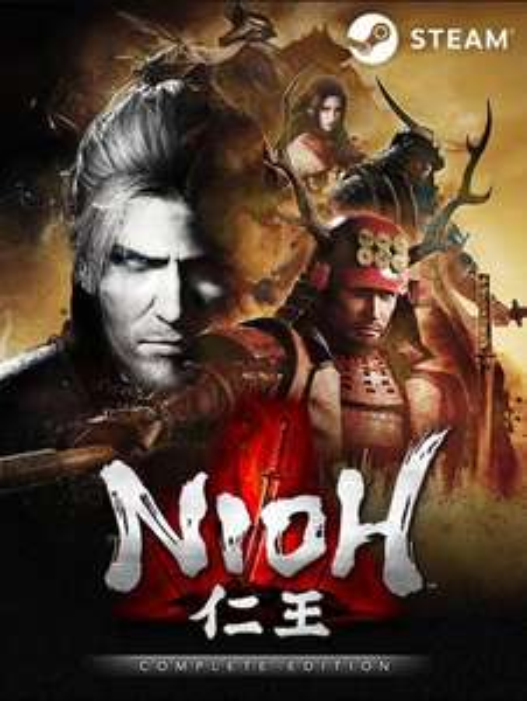 Steam: Nioh complete edition