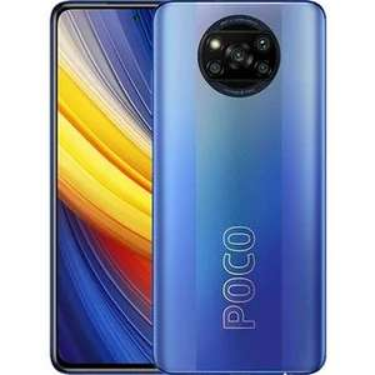 Linio: Poco X3 Pro Frost Blue 6 Gb Ram 128 Gb Rom (BBVA Digital)(color azul y negro)
