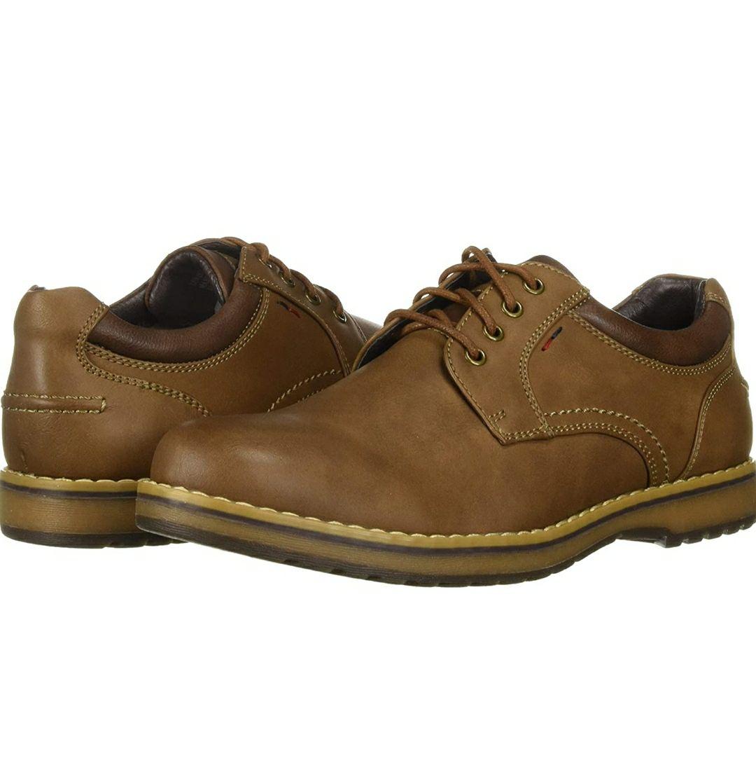 Amazon: Zapatos formales Izod 29.5 café