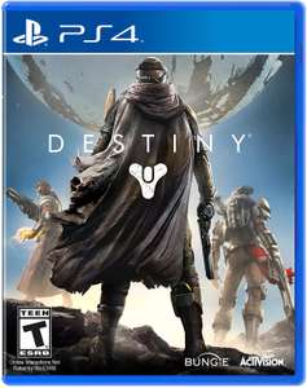 Walmart en Línea: Destiny PS4 Físico