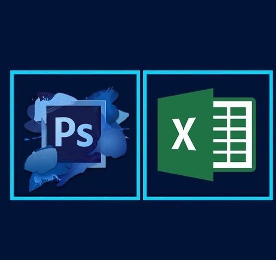 Udemy Español: Excel Intermedio / Photoshop avanzado / Python 3 Plus + Data Analysis y Matplot / Google Sheets / SQL desde 0 / Git / y +