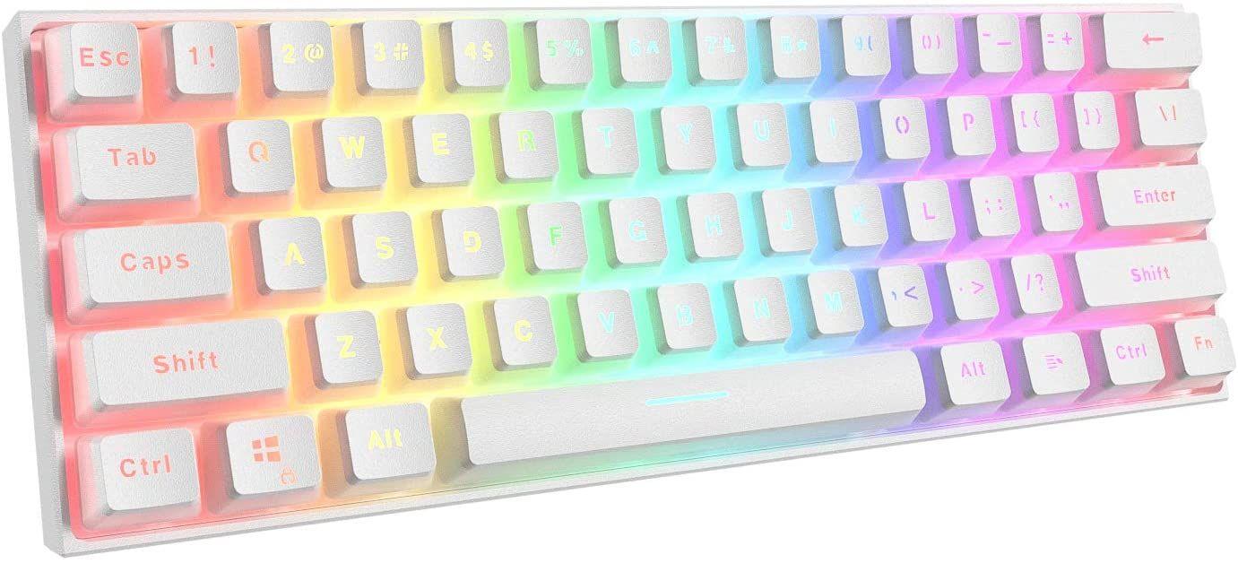 Amazon: Teclado RGB
