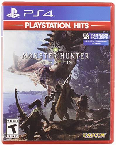 Amazon: Monster Hunter World PS4