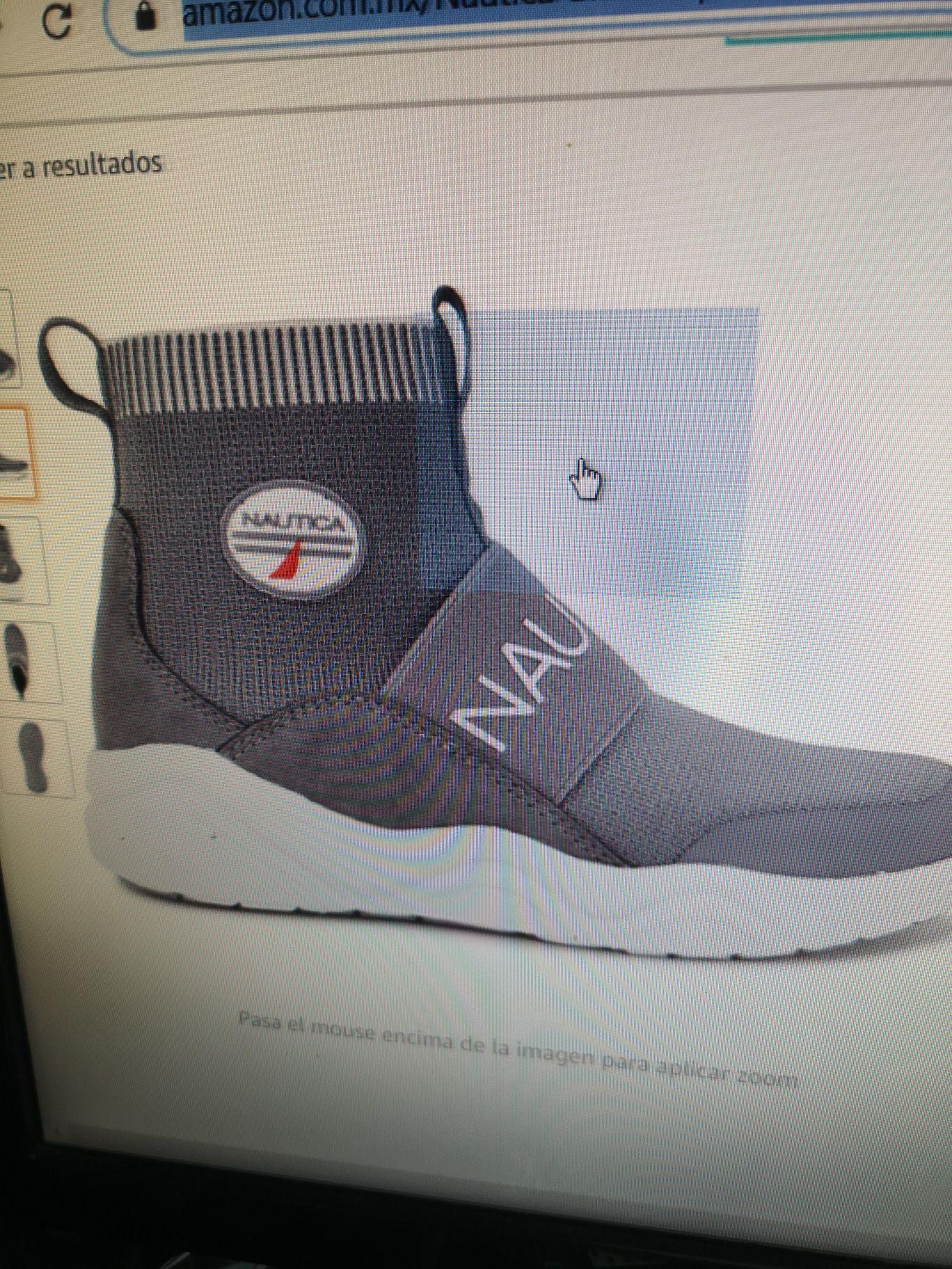 Amazon botines para la BENDI Náutica talla 22cm $358