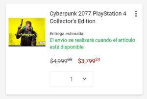 Liverpool - ps4 - Cyberpunk collector's edition