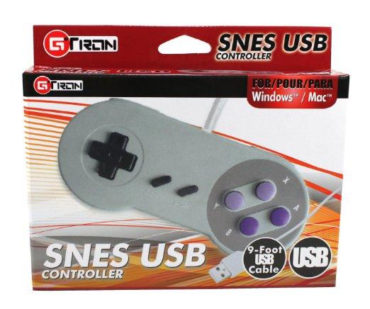 Amazon MX: Control SNES para PC/Mac a $133