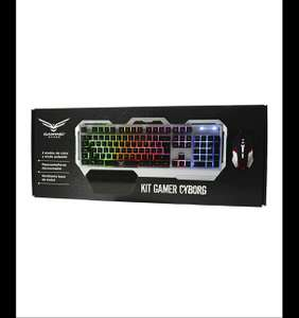 Amazon: Kit mouse y teclado