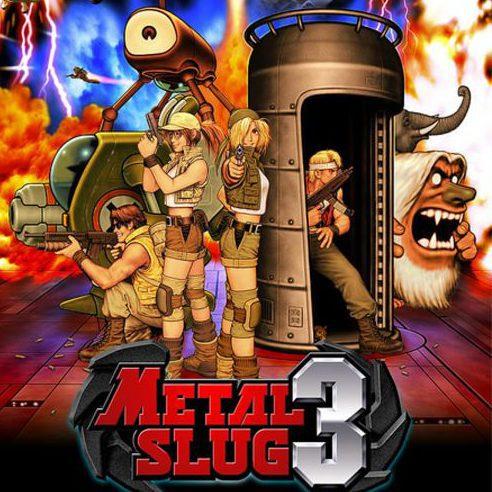 "Microsoft Store Israel: Metal Slug 3 GRATIS ""Sin Gold"" [Xbox One/Series X|S]"