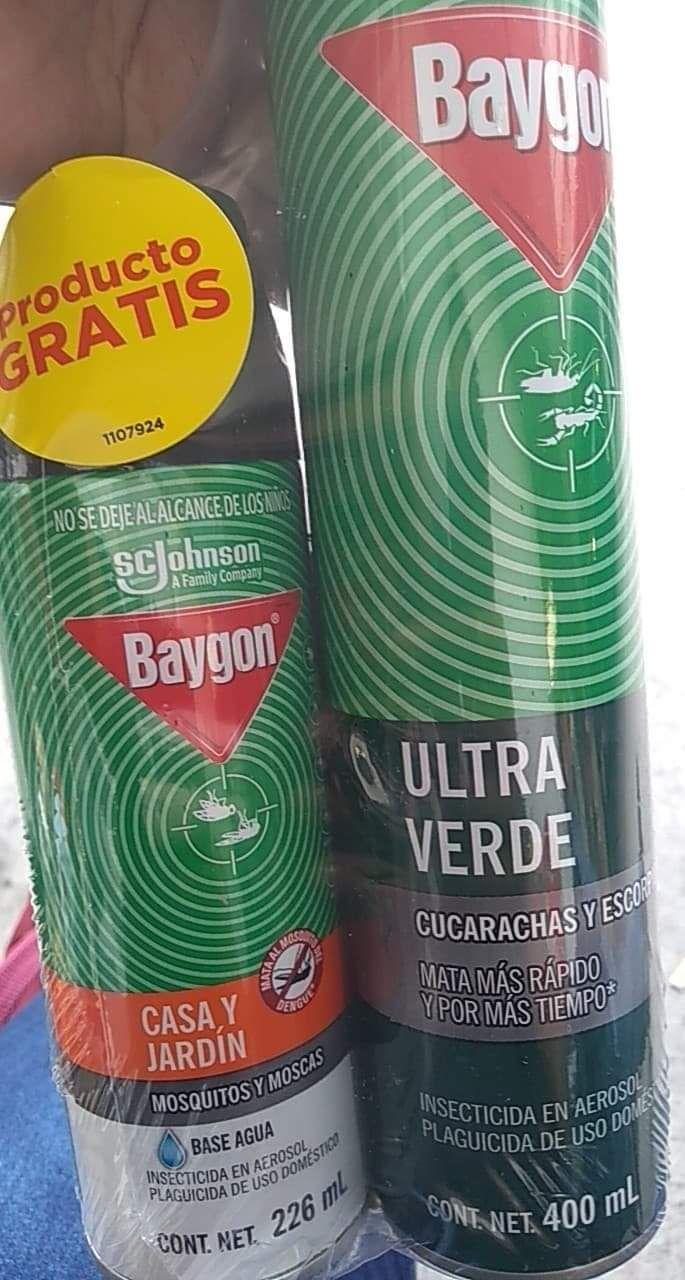 Walmart: Insecticida Baygon