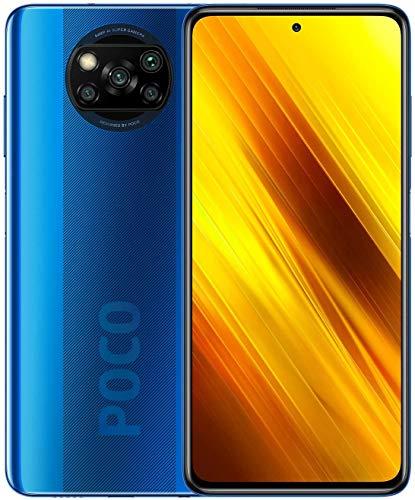 Xiaomi Poco X3 64GB Blue - vendido por amazon mx