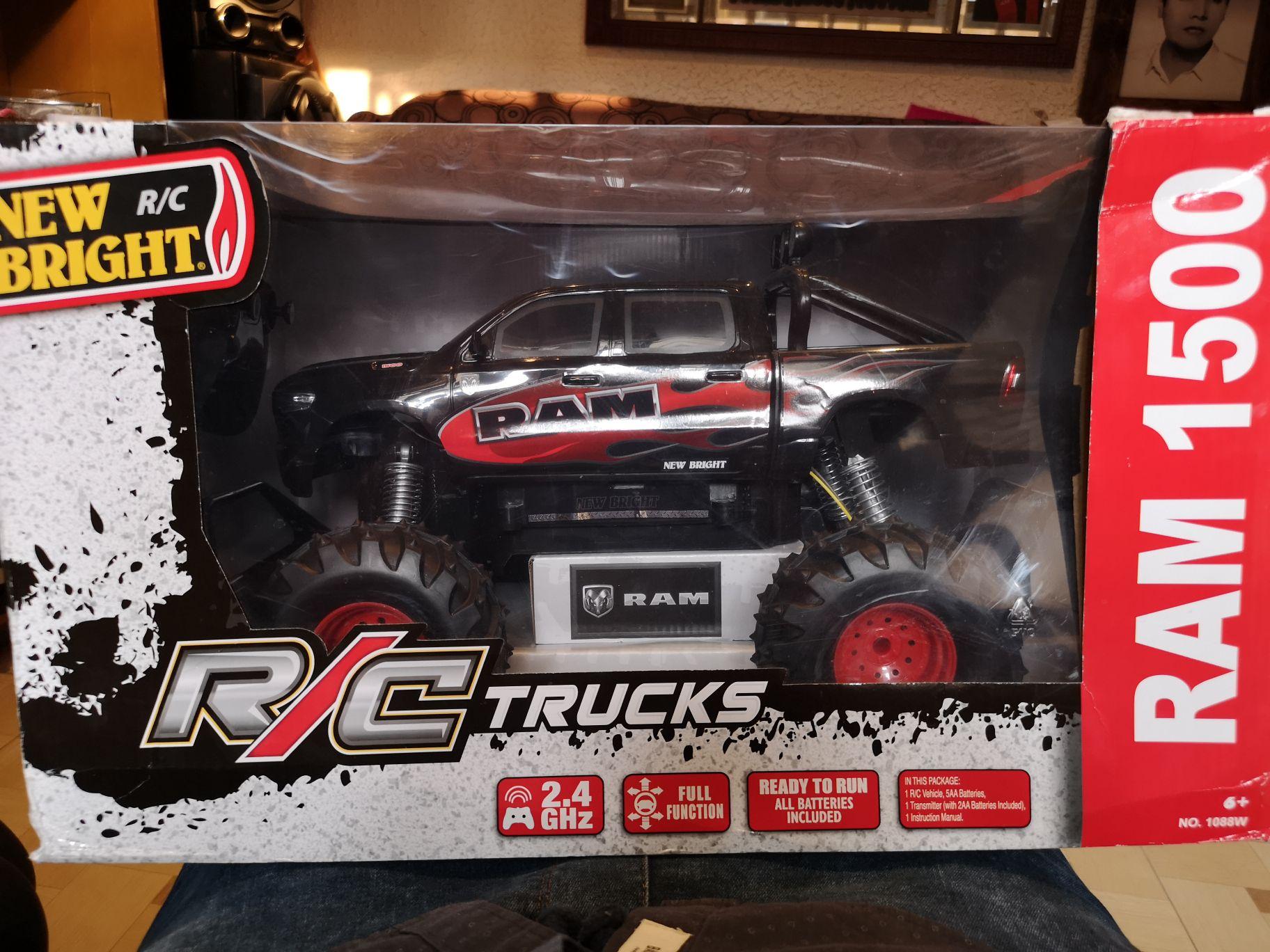 Bodega Aurrera: ram 1500 rc trucks 4x4