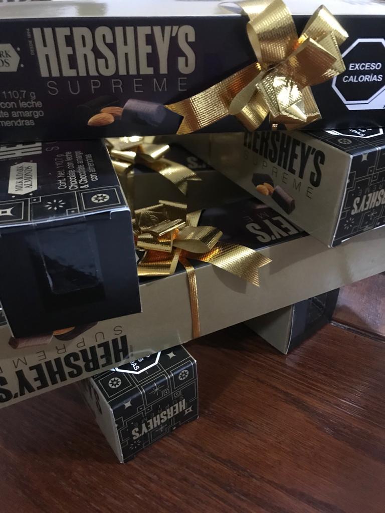 Chedraui: CHOCOLATES HERSHEYS SUPREME. CHEDRAUI