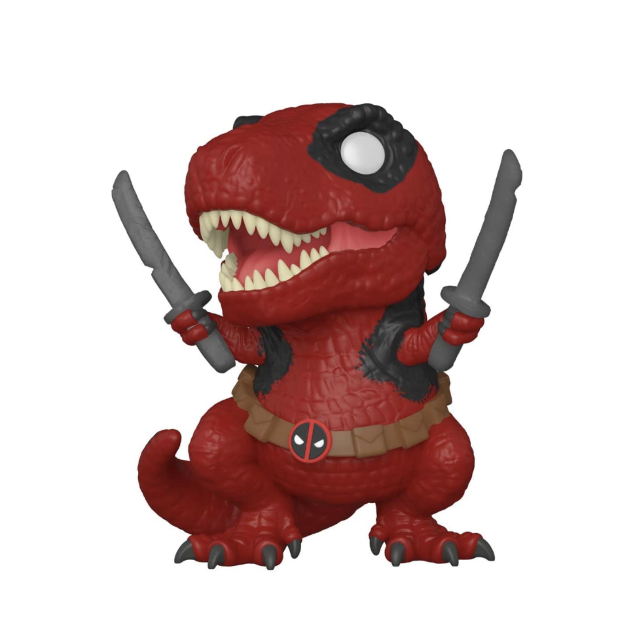 Amazon: Funko Pop Deadpool 30th - Dinopool