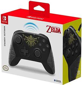 Amazon: HoriPad Wireless Zelda Precio historico mas bajo
