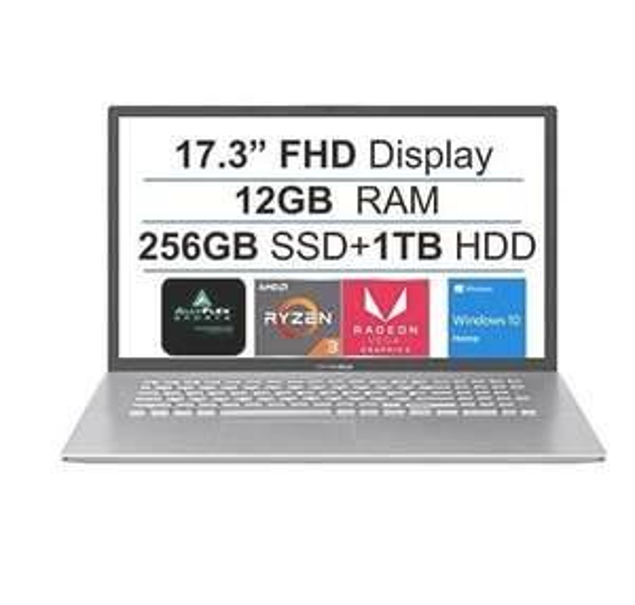 "Amazon: Laptop ASUS VivoBook 17.3"" 2021"