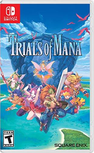Amazon: Trials of Mana - Standard Edition - Nintendo Switch