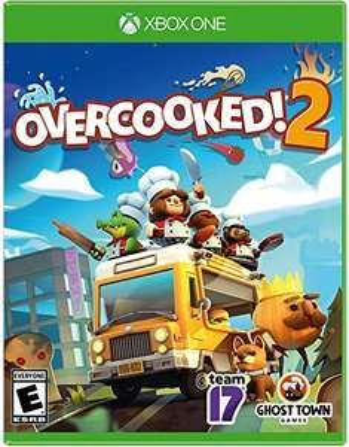 Amazon: Overcooked! 2 - Xbox One