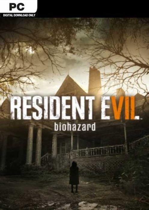 CDKeys: RESIDENT EVIL 7 - BIOHAZARD PC