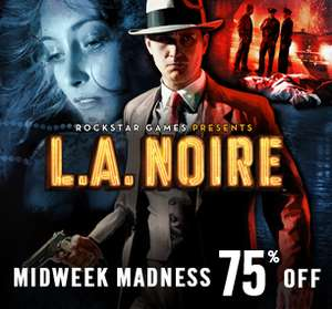 Steam: L.A Noire a 5 dólares y Alien vs Predator a $3