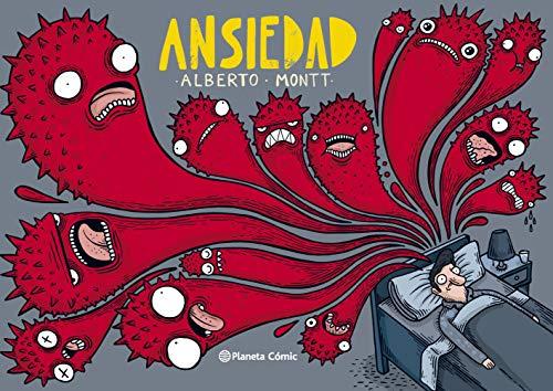 Amazon: Ansiedad de Albert Montt [ebook]