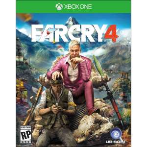 Sanborns: Far Cry 4 Xbox One
