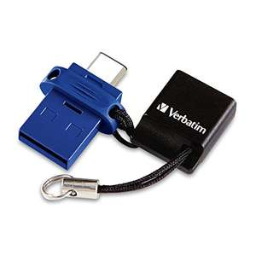 Amazon: Verbatim USB-C Store 'n' Go - Memoria Flash USB Dual 32GB