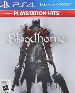 Amazon: Bloodborne - PlayStation 4 - Standard Edition