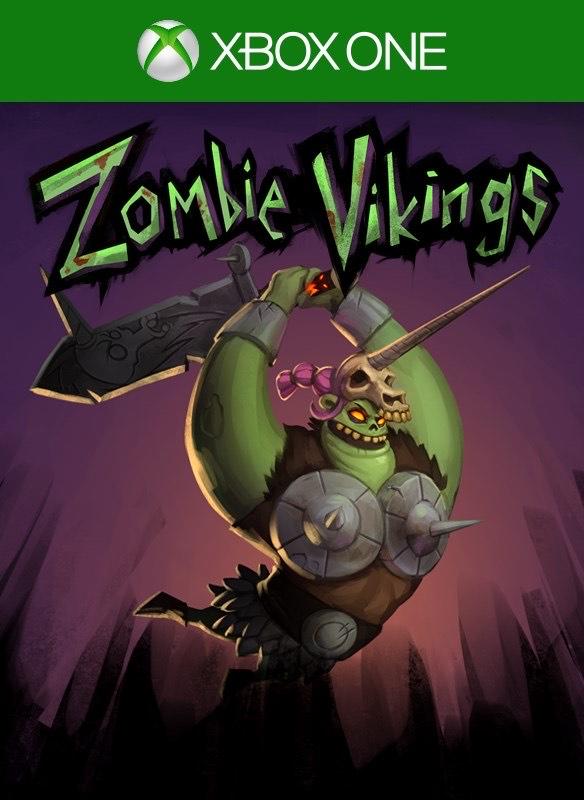 Microsoft Store: Zombie Vikings - Xbox