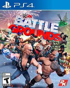 Amazon: WWE 2K Battlegrounds PS4