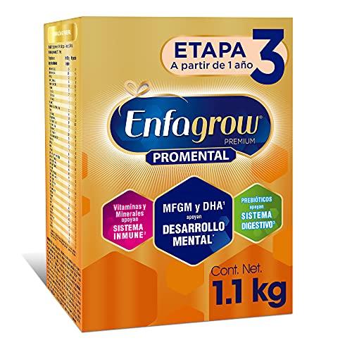 Amazon: Enfagrow etapa 3 1.1kg, 4 a precio de 3