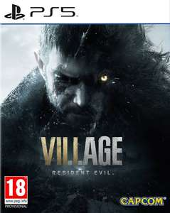 Liverpool: Resident Evil Village PS5/PS4