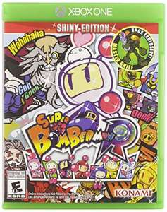 Amazon: Super Bomberman R para Switch