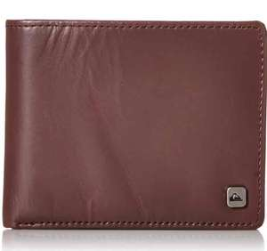 Amazon: Quiksilver Men's Macking Wallet a $185