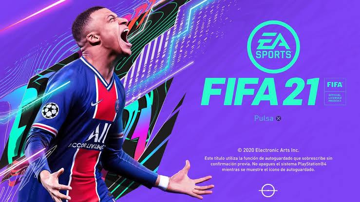 Steam: Fifa 21 Edición Estándar