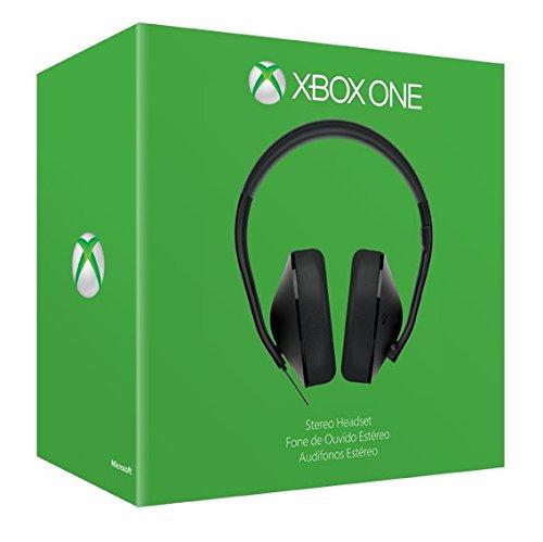 Amazon: Auriculares estéreo de Xbox
