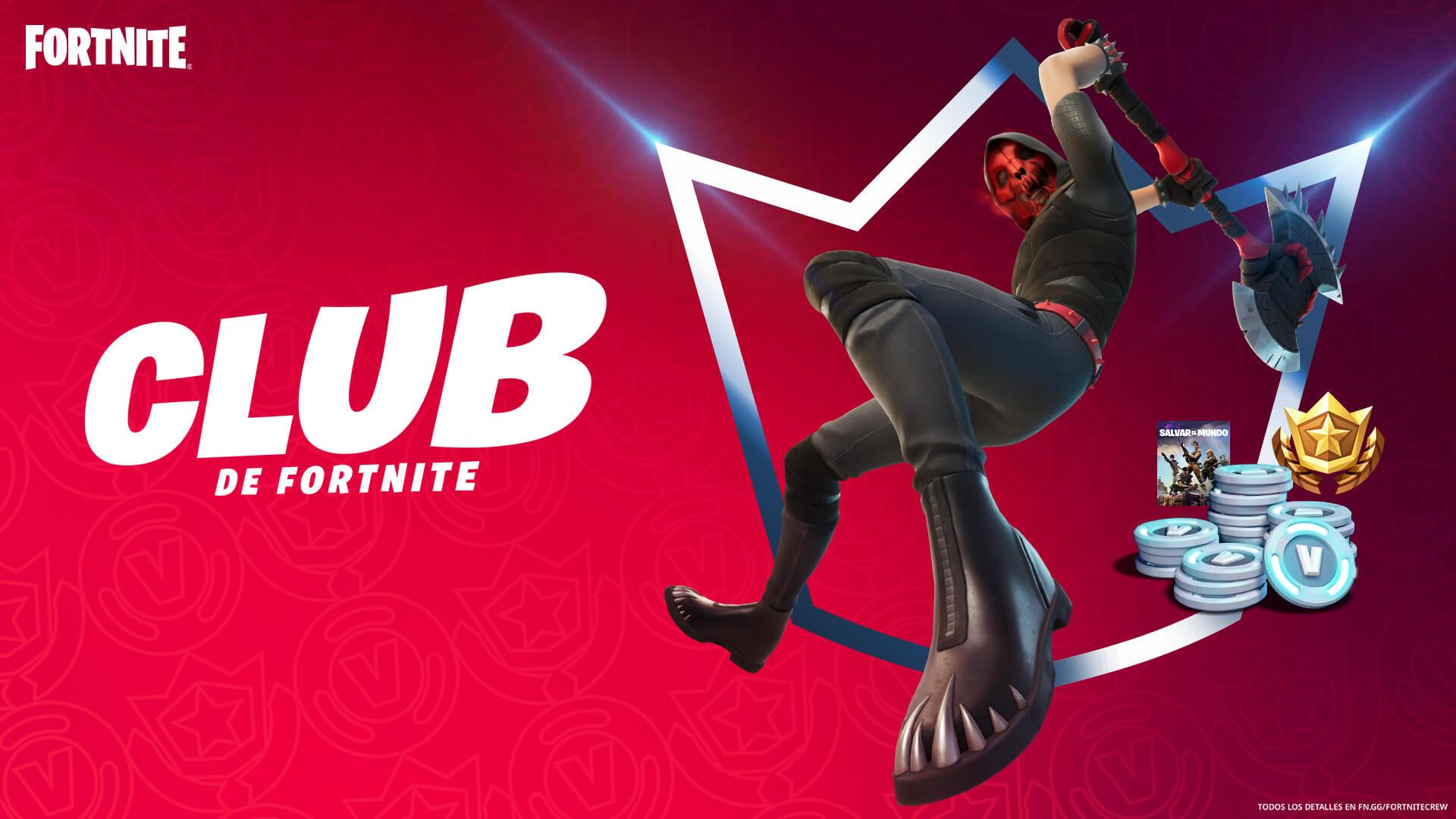 Club de Fortnite de Mayo incluye salvar al mundo