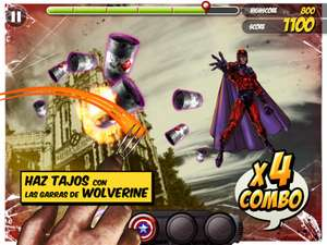 Marvel KAPOW! gratis para iPhone y iPad