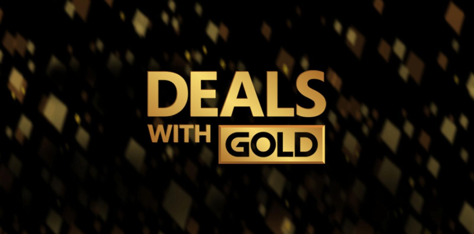 Xbox: Deals With Gold semana del 27 de abril al 4 de mayo de 2021